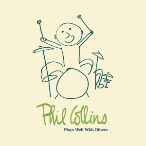 Phil Collins Plays Well With Others album cover
